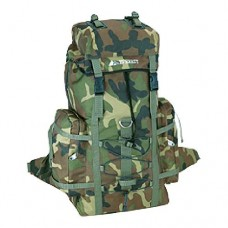 Camouflage Hiking Pack