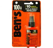 Ben's – 100® Tick & Insect Repellent 1.25oz Pump