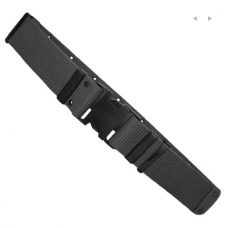 Nylon Pistol Belt – Quick Release Buckle