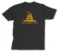 Tee Shirt – Don't Tread on Me