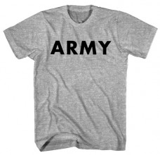 Tee Shirt – PT, Heather Grey