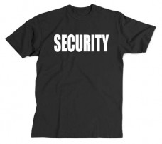 Tee Shirt – Security