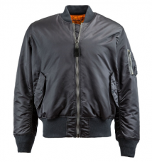 MA-1 FLIGHT JACKET- ALPHA INDUSTRIES