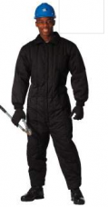 Insulated Coveralls Black