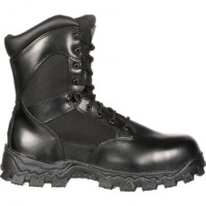 "Rocky Alphaforce Zipper Waterproof Duty Boot – 8"" – 2173"