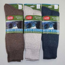 Clear Creek Merino Wool Sock