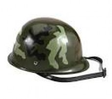 Rothco Kid's Camouflage Army Helmet