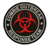 PVC Morale Patch – Zombie Outbreak