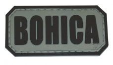 PVC Morale Patch – Bohica