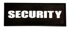 PVC Morale Patch – Security