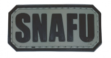 PVC Morale Patch – Snafu