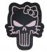 PVC Morale Patch – Punisher Kitty