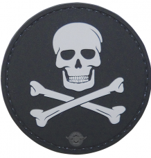 PVC Morale Patch – Jolly Roger