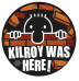 PVC Morale Patch – Kilroy