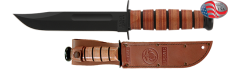 USMC KA-BAR, Straight Edge – Full Size