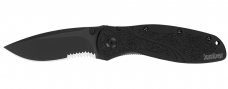 Blur, Black, Serrated