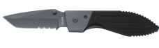 Warthog Tanto Folder, Serrated