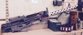 Browning M1919 30 Cal Training Model