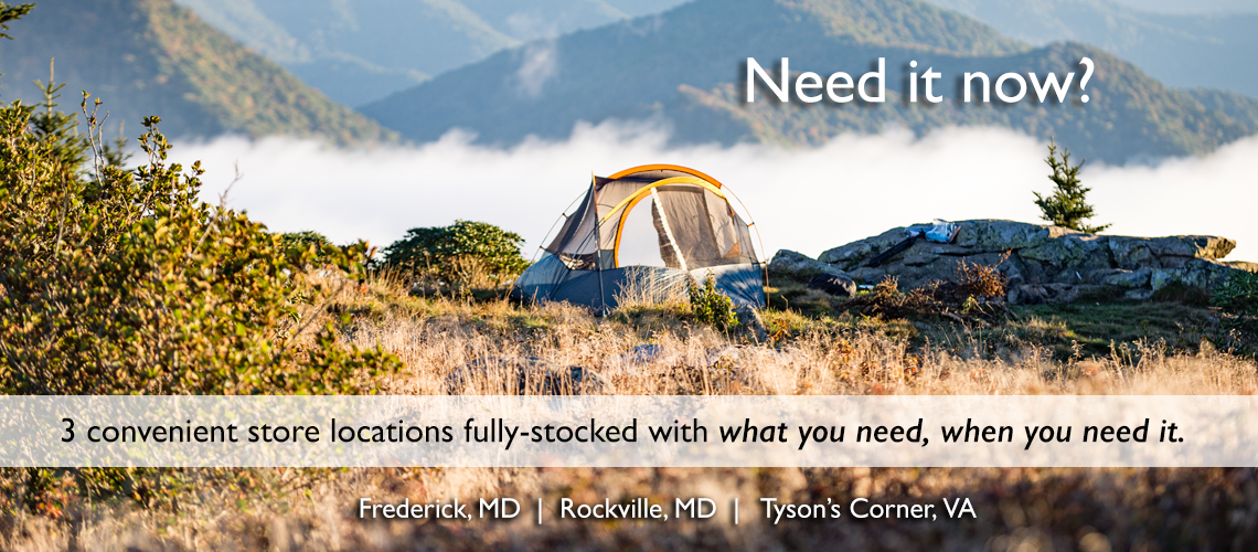 What you need, when you need it - Frederick, MD | Rockville, MD | Tyson's Corner, VA